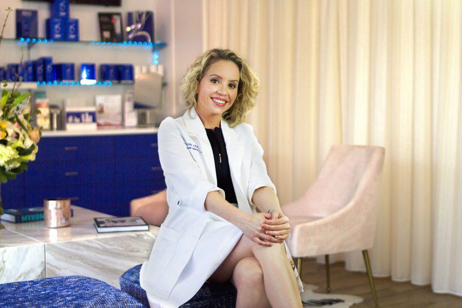 carrie benavides esthetician skincare